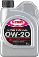 Моторное масло Meguin Special Engine Oil 0W-20 1L