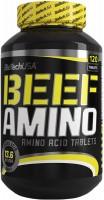 Фото - Аминокислоты BioTech Beef Amino 120 tab