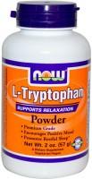 Фото - Амінокислоти Now L-Tryptophan Powder 57 g