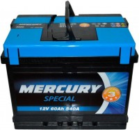 Фото - Автоаккумулятор Mercury Special (6CT-60L)