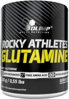 Фото - Амінокислоти Olimp Rocky Athletes Glutamine 250 g