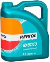 Моторное масло Repsol Nautico Gasoline Board 4T 10W-40 4L 4л