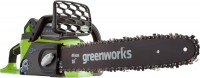 Пила Greenworks GD40CS40K2