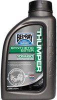 Моторное масло Bel-Ray Thumper Racing Works Synthetic Ester 4T 10W-60 1 л