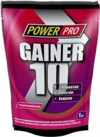 Гейнер Power Pro Gainer 10  1 кг