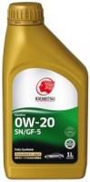 Моторное масло Idemitsu 0W-20 SN/GF-5 1L