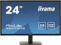 Монитор Iiyama ProLite X2474HS-B1
