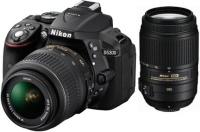 Фотоаппарат Nikon D5300 kit 18-55 + 70-300