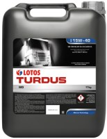 Моторное масло Lotos Turdus MD 15W-40 20L 20 л