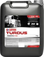 Моторное масло Lotos Turdus Powertec 5100 10W-40 20L