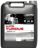 Моторное масло Lotos Turdus Powertec 3000 10W-40 20 л