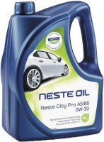 Моторное масло Neste City Pro A5/B5 0W-30 4л