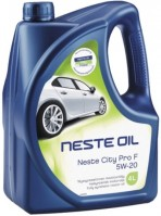 Моторное масло Neste City Pro F 5W-20 4л