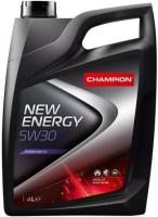 Моторное масло CHAMPION New Energy 5W-30 4л