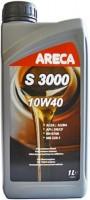 Моторное масло Areca S3000 10W-40 1л