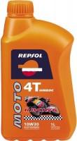 Моторное масло Repsol Moto Racing 4T HMEOC 10W-30 1л