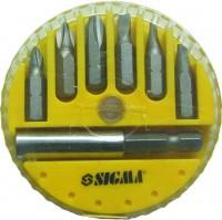 Биты / торцевые головки Sigma 4013101