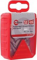 Биты / торцевые головки Intertool VT-5942