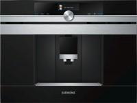Встраиваемая кофеварка Siemens CT 636LES6