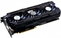 Фото - Видеокарта INNO3D GeForce GTX 1070 TI ICHILL X3