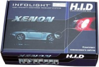 Фото - Автолампа InfoLight H8 Expert/Xenotex 5000K Kit