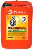 Фото - Трансмиссионное масло Total Transmission Gear 9 FE 75W-80 20л