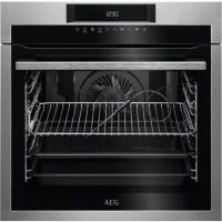 Фото - Духовой шкаф AEG Assisted Cooking BPE 742320 M