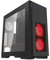 Корпус Gamemax M907 черный