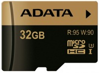 Карта памяти A-Data XPG microSDHC UHS-I U3 32Gb
