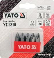 Фото - Биты / торцевые головки Yato YT-2810