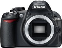 Фото - Фотоаппарат Nikon D3100  body