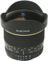 Объектив Samyang 8mm f/3.5 Aspherical IF MC Fish-eye