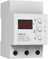 Реле напряжения Zubr D63