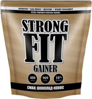 Фото - Гейнер Strong Fit Gainer 0.9кг
