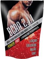 Фото - Аминокислоты Power Pro BCAA 2-1-1 500 g