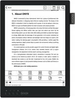 Электронная книга ONYX BOOX MAX2