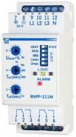 Реле напряжения Novatek-Electro RNPP-311M