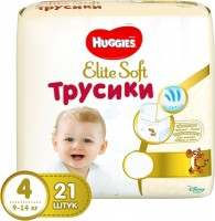 Подгузники Huggies Elite Soft Pants 4 / 21 pcs