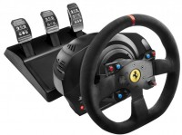 Игровой манипулятор ThrustMaster T300 Ferrari Integral Racing Wheel Alcantara Edition