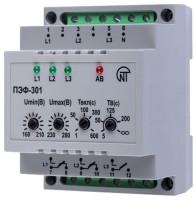 Реле напряжения Novatek-Electro PEF-301