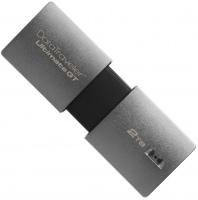 USB Flash (флешка) Kingston DataTraveler Ultimate GT 2048 Gb