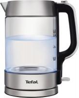 Электрочайник Tefal Glass kettle KI770D30