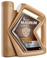 Моторное масло Rosneft Magnum Maxtec 10W-40 4л