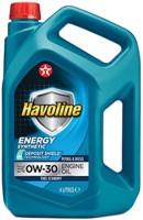Моторное масло Texaco Havoline Energy 0W-30 4л