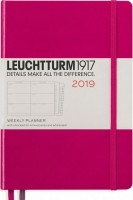 Ежедневник Leuchtturm1917 Weekly Planner Berry