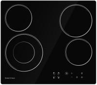 Фото - Варочная поверхность Gunter&Hauer CER 641 черный