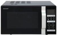 Фото - Микроволновая печь Sharp R 860BK