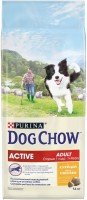Корм для собак Dog Chow Adult Active Chicken 14 кг