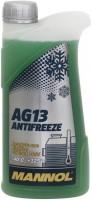 Охлаждающая жидкость Mannol Hightec Antifreeze AG13 Ready To Use 1L