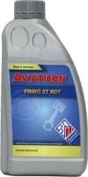 Моторное масло Finke Aviaticon Finko 2T Rot 1L 1л